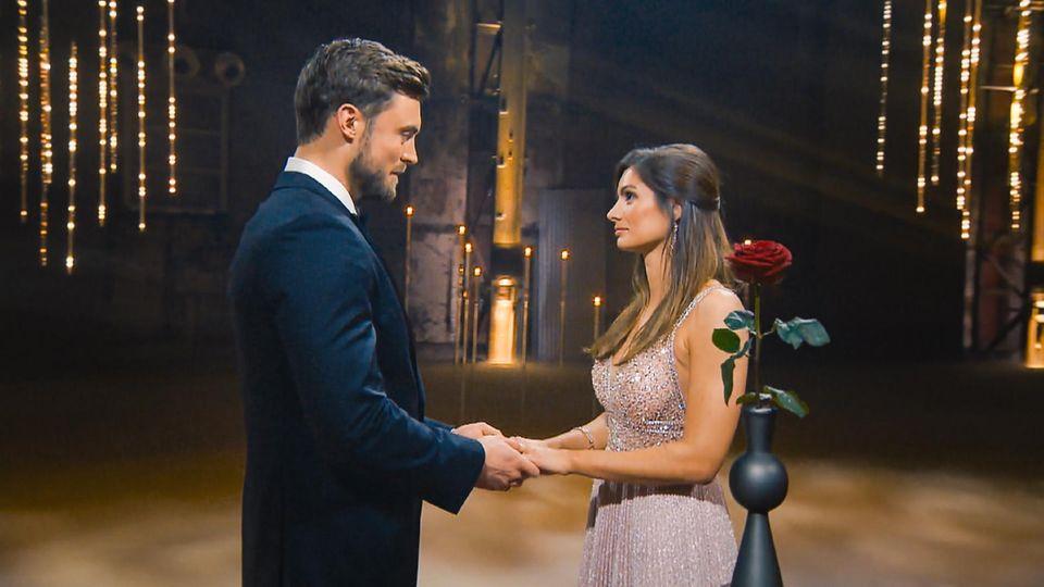 Bachelor Niko Griesert und Michèle
