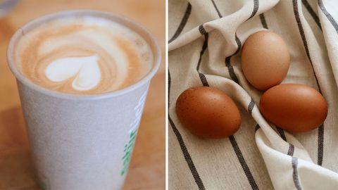 Der Eierkaffee aus Skandinavien