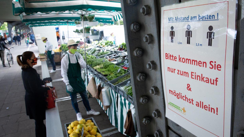Auf dem Isemarkt wird Einkaufen zum Erlebnis. Alles was das Herz begehrt gibt es hier zu kaufen, immer dienstags und donnerstags ab 8:30 bis 14 Uhr.