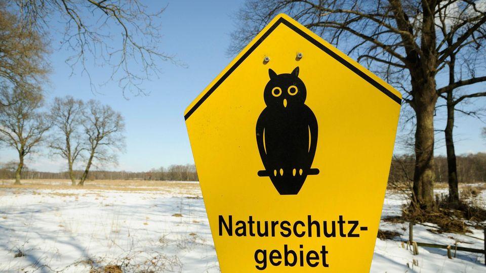 Naturschutzgebiet Wittmoor, Hamburg,