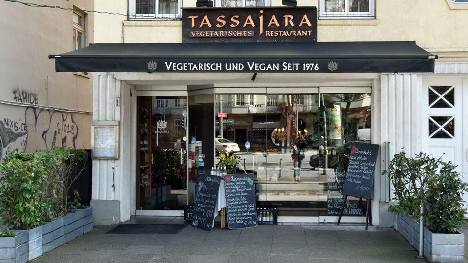 Seit mehrals vier Jahrzehnten eine feste Adresse in Eppendorf: dasTassajara