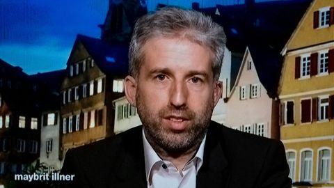 Boris Palmer aus Tübingen bei Maybrit Illner zum Coronavirus