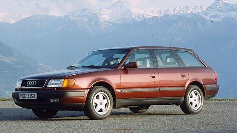 Audi C4 100 Avant quattro