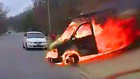Acht Tote in Backnang: Opfer sollen Feuer selbst verursacht haben