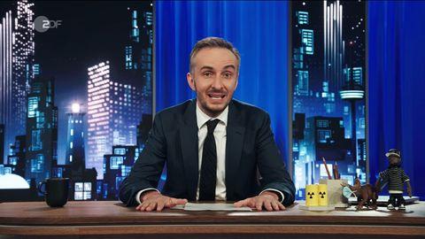 """Jan Böhmermann hatte es im """"ZDF Magazin Royale"""" auf seinen """"Twitterfreund"""" abgesehen"""