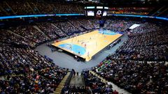 Handball Sportverein Hamburg: In Ausnahmefällen kann der HSVH auch in die größere Barclaycard Arena ausweichen, die sich unmittelbar neben der q.beyond Arena befindet.