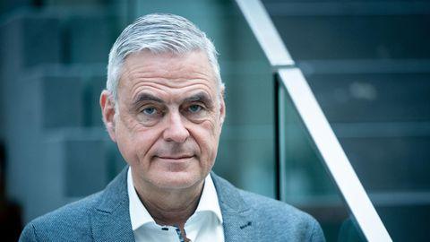 Uwe Janssens ist Chefarzt für Innere Medizin.