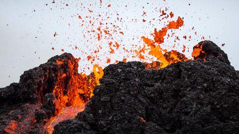 Nach 900 Jahren wieder aktiv – Vulkanausbruch in Island