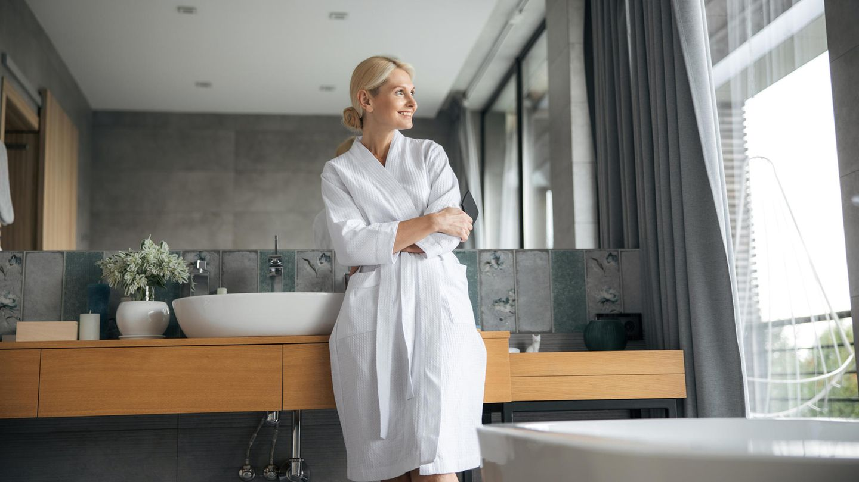 Kreative Ideen zum Badezimmer einrichten   STERN.de