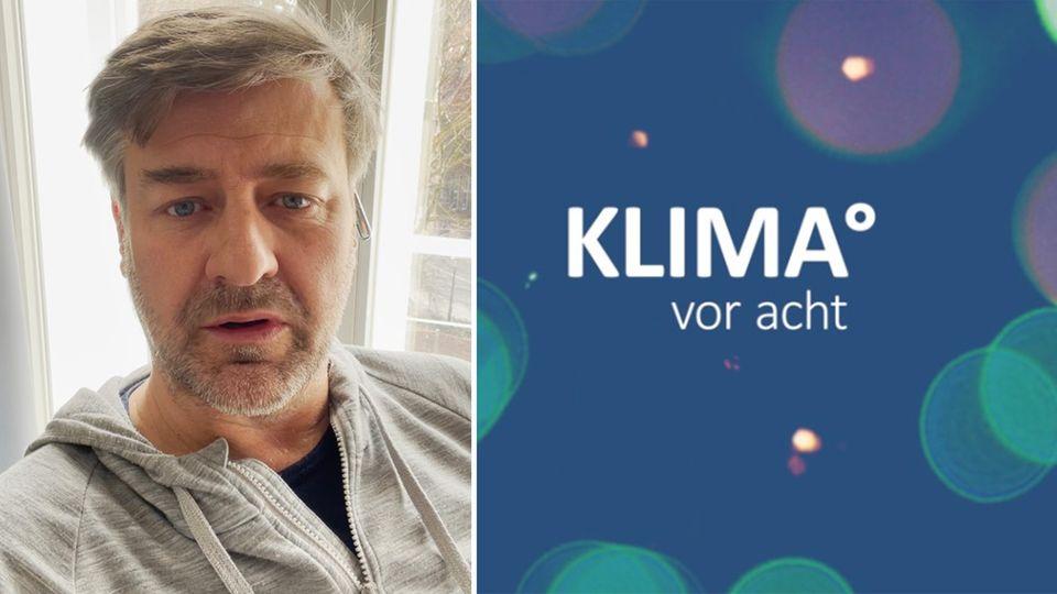 """Schauspieler Marcus Mittermeier setzt sich für die Initiative """"Klima vor Acht"""" ein"""