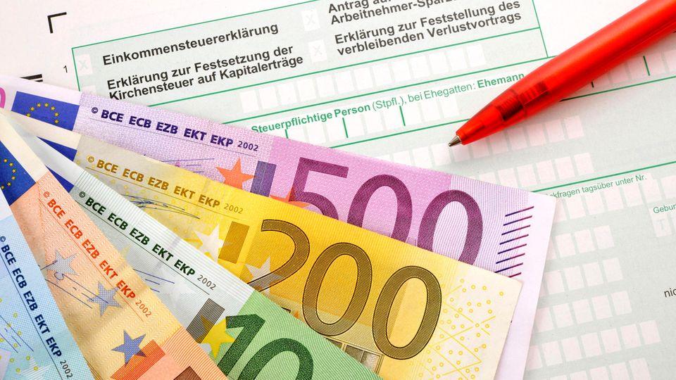 Steuererklärung 2021: Arbeitnehmer können wegen der Coronakrise viele Dinge absetzen (Symbolbild)