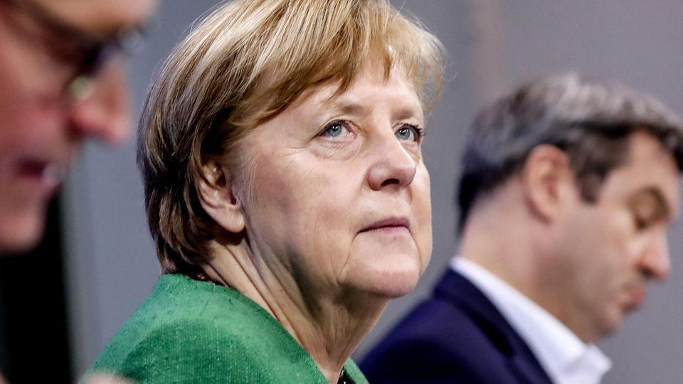 Pressekonferenz von Bund und Ländern: Sehen Sie hier die PK in voller Länge