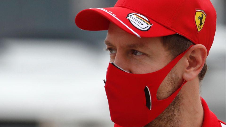 Formel-1-Fahrer Sebastian Vettel