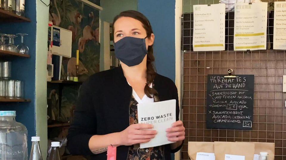 So funktioniert Deutschlands erstes Zero Waste Café