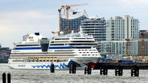 Einmal tief durchatmen: Was die Kreuzfahrtbranche für Hamburg bedeutet
