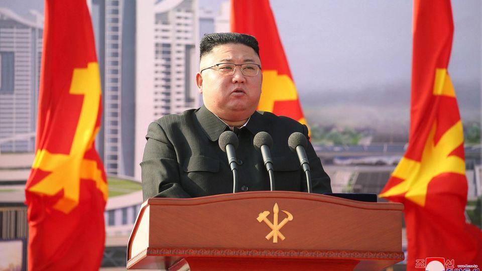 Kim Jong Un, Machthaber von Nordkorea