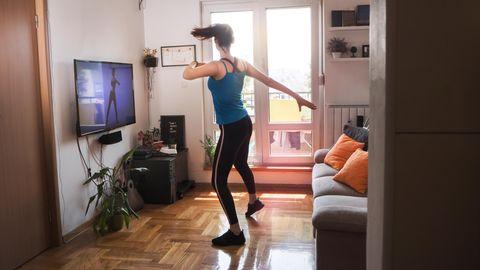 Nintendo Switch Sport-Spiele ersetzen zwar kein Fitnessstudio, bringen aber mehr Bewegung in den Alltag.