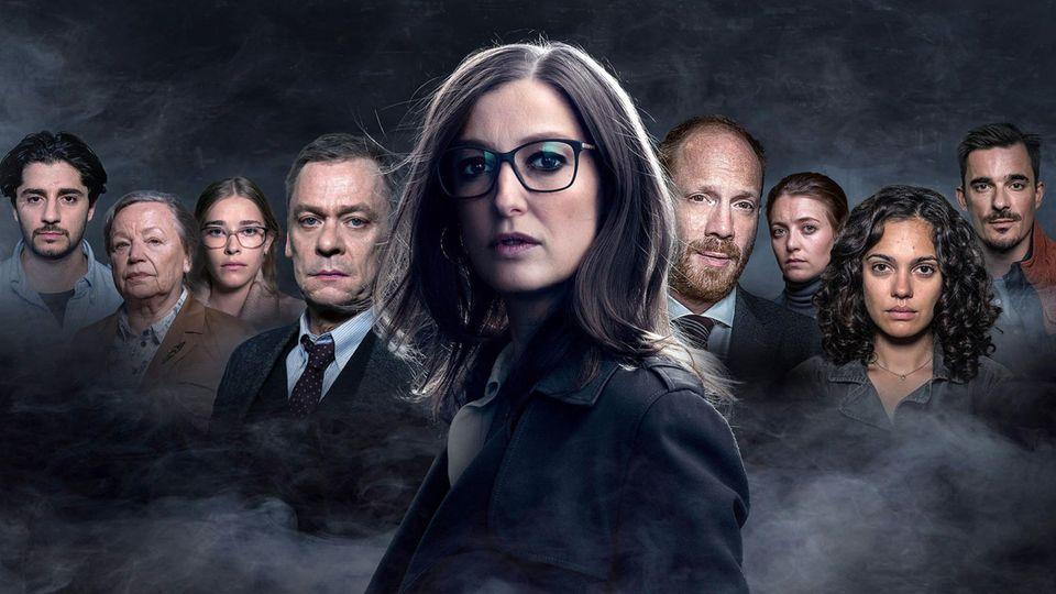 "Serie ""8 Zeugen"" bei TV Now"