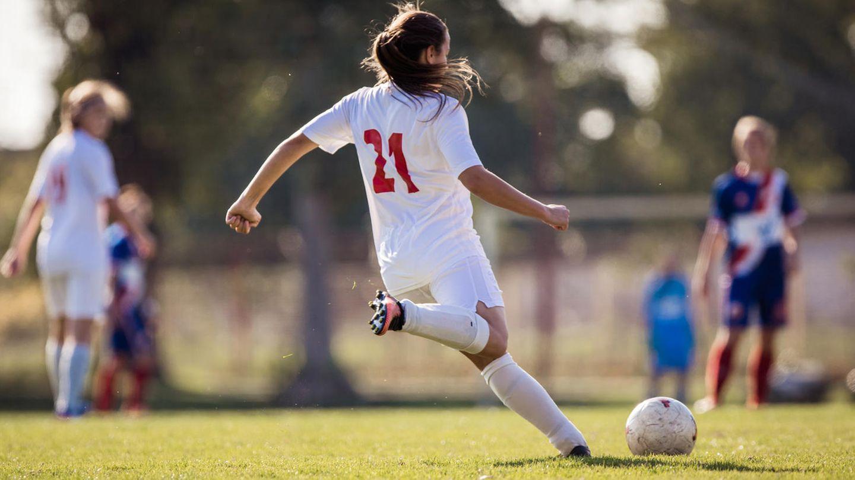 Es bedarfnoch vieler Anstrengngen, bis im Sport wahr Gleichberechtigung existiert