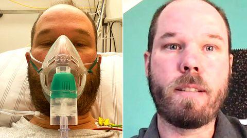 Long-Covid-Patient berichtet halbes Jahr danach von Krankheitsfolgen