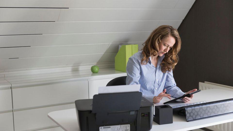 16 Kombi-Geräte im Test : Zuhause wird deutlich mehr gedruckt als vor einem Jahr