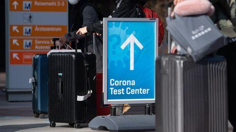 Die generelle Corona-Testpflicht für Einreisen per Flugzeug nach Deutschland soll erst in der Nacht zum 30.03.21 in Kraft treten.