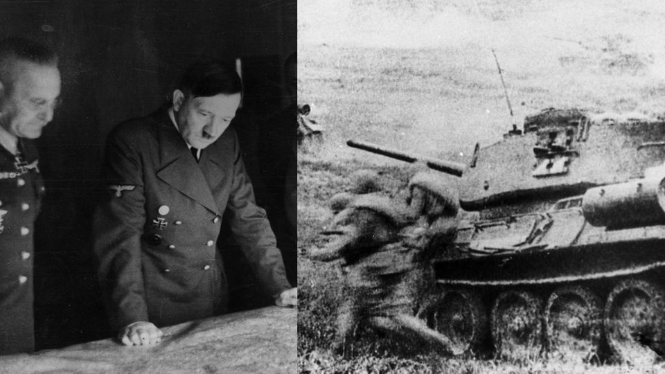 Hitler war im Februar 1943 nicht bewusst, wie nahe die Sowjets an seinem Aufenthaltsort waren.