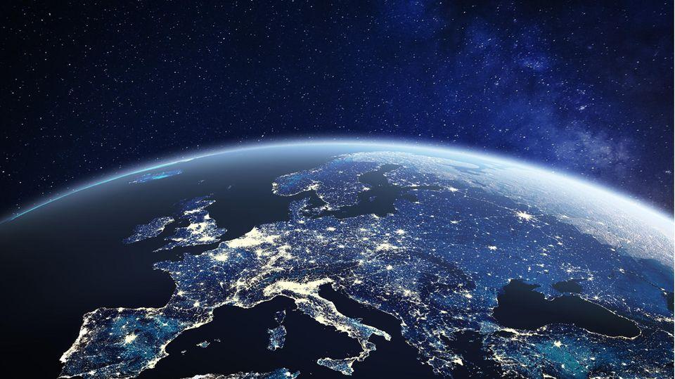 Die natürlichen Ressourcen unseres blauen Planeten sind endlich