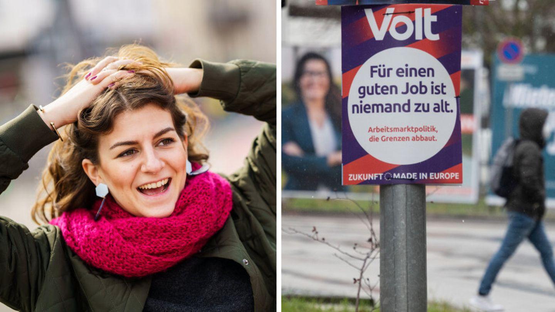 """""""Über den Tellerrand und über die nationalen Grenzen hinaus schauen"""": Eileen O·Sullivan, Volt-Spitzenkandidatin bei der Kommunalwahl in Hessen"""