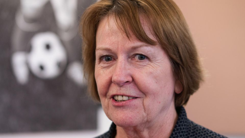 Hannelore Ratzeburg will mehr Einfluss für Frauen im Fußball