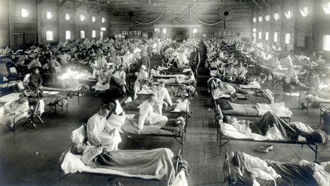 Geschichte der Pandemien: Die Pest und die Spanische Grippe veränderten den Lauf der Geschichte – Corona könnte das auch