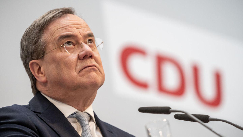 CDU-Parteivorsitzender und NRW-Ministerpräsident Armin Laschet