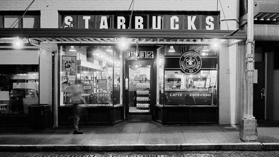 Starbucks wird 50 Jahre alt
