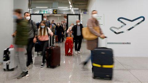 Flughafen Palma der Mallorca