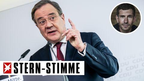 Micky Beisenherz über Armin Laschet