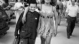 Azzedine Alaïa & Tina Turner, Paris, 1989