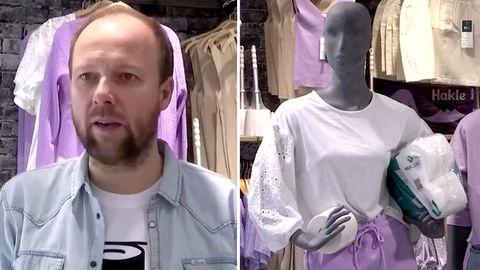 Coronakrise: Modegeschäft in Bayern verkauft jetzt Klopapier