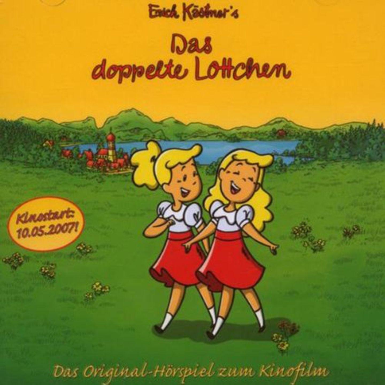 Hörbuchtipp Erich Kästner: Das doppelte Lottchen