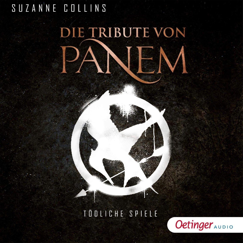 Hörbuchtipp Suzanne Collins: Die Tribute von Panem