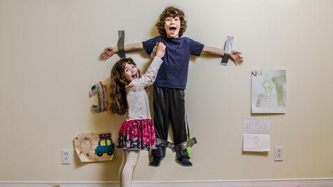 Wie Pech und Schwefel : Zehn Bücher, die nur Geschwister wirklich nachfühlen können