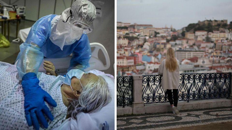 Ende Januar lag die Inzidenz in Portugal noch bei 878 –zwei Monate später ist sie bei unter 30