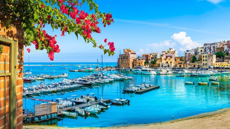 """Trend """"Southworking"""": Mein Homeoffice ist auf Sizilien – diese Deutsche arbeitet jetzt, wo andere Urlaub machen"""