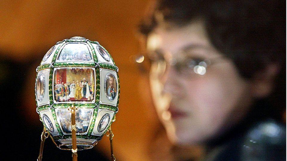 Ein Zar und sein Schmuck: Die teuersten Ostereier der Welt – so entstanden die Fabergé-Eier