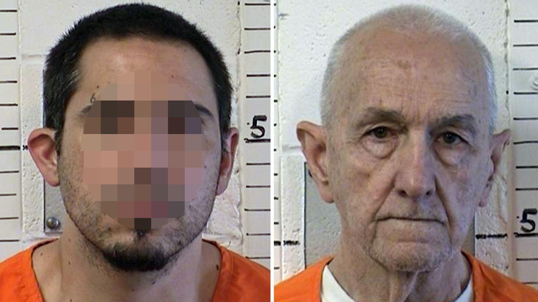 "Jason B. (l.) und Roger Recce Kibbe, bekannt als ""I-5-Würger"""