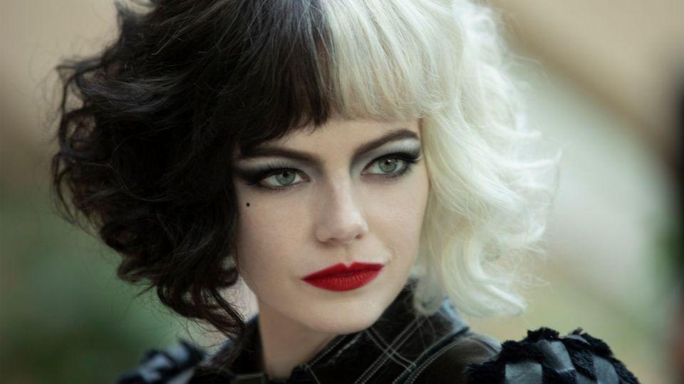 Emma Stone als Disney-Fiesling Cruella