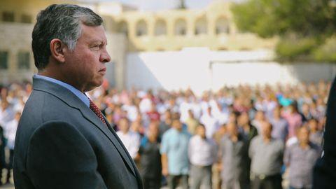 Jordanien: Mögliche Verschwörung gegen König Abdullah II.