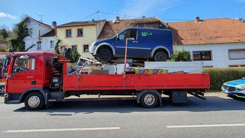 Nachrichten aus Deutschland – St. Wedel / Alsweiler