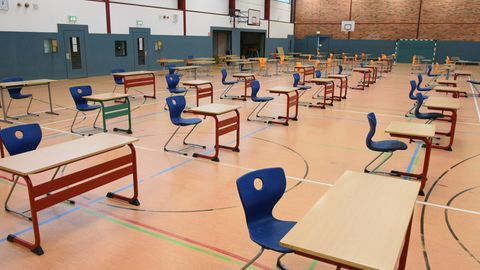 Corona-Pandemie: GEW will Abiturprüfungen notfalls ausfallen lassen