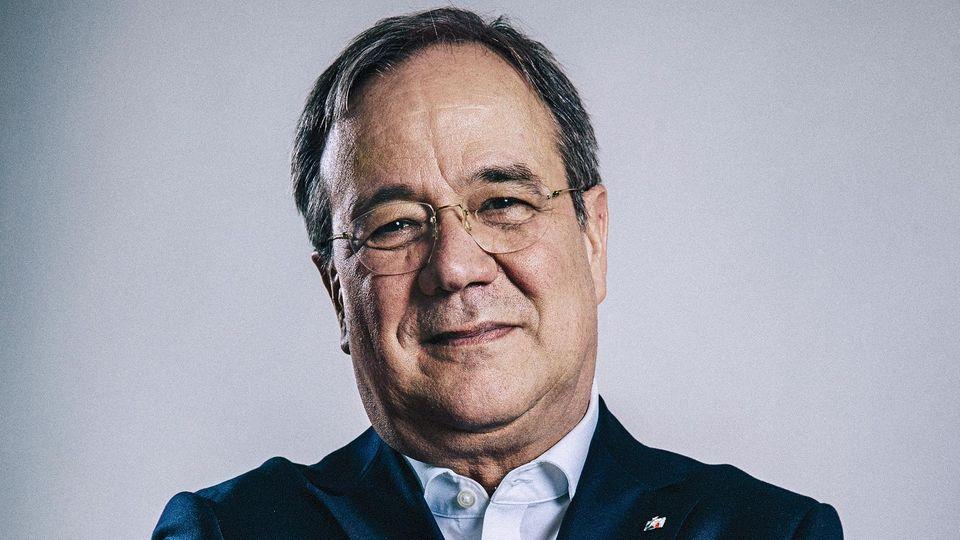 Blick nach vorn: Armin Laschet muss auch viele CDU-Anhänger noch davon überzeugen, dass er der richtige Kanzlerkandidat ist