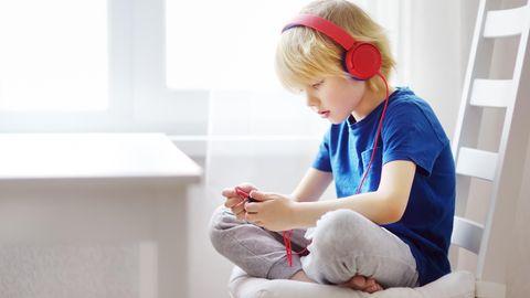 Hörbücher für Kinder bieten Unterhaltung